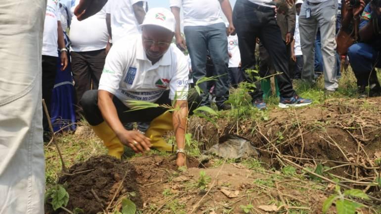 Son Excellence le Premier Ministre a participé à la célébration de la Journée Internationale de Prévention des Catastrophes